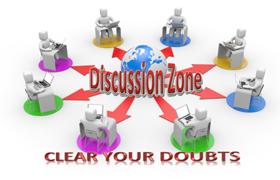 Yuvayana Discussion zone