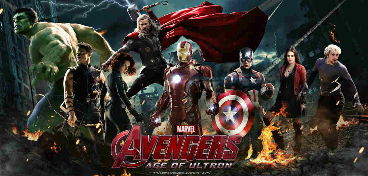 Avengers: Age of Ultron 2015