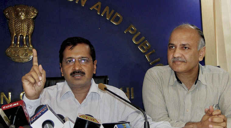 Arvind Kejriwal Offers Work-in-Progress Proposal to LG Najeeb