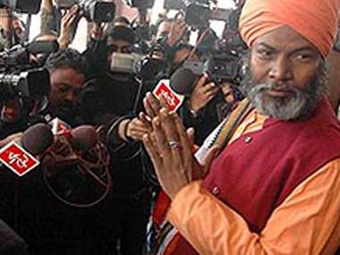 BJP MP Sakshi Maharaj