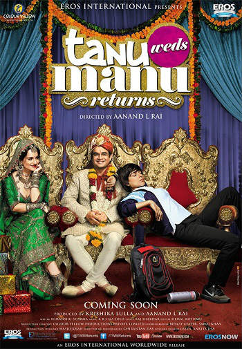 Tanu Weds Manu Returns Movie free wallpaper