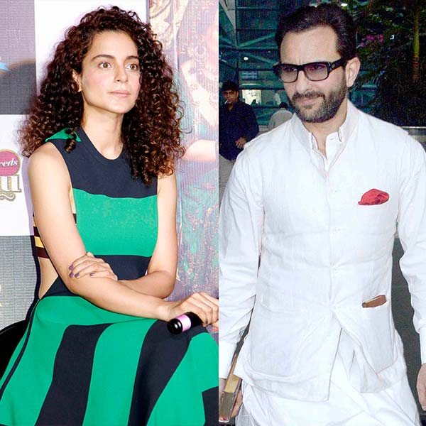 kangana and saif ali khan