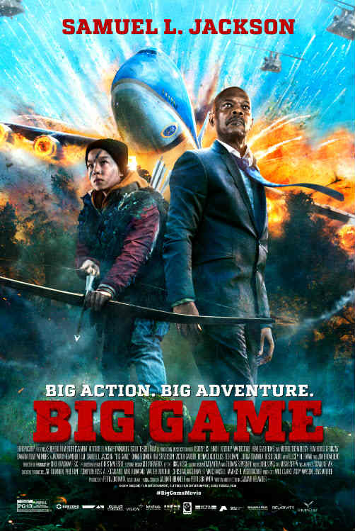 Big Game 2014 movie
