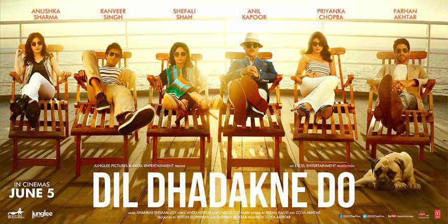 Dil Dhadakne Do full star cast