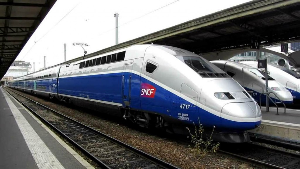 EuroDuplex train images