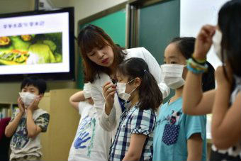 MERS Virus spread over south korea
