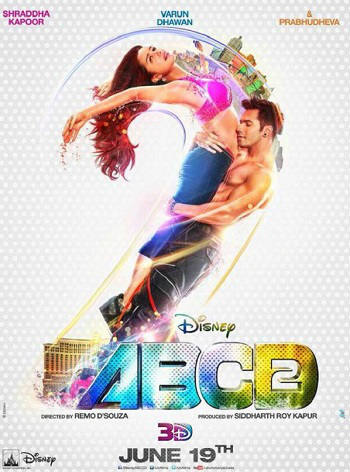 abcd 2 movie first look poster
