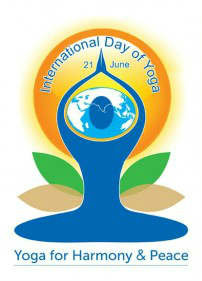 international yoga day IYD logo