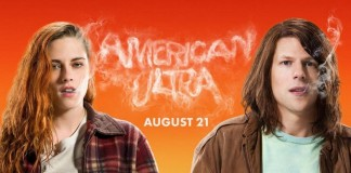 American Ultra movie 2015 wallpaper