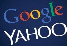 Yahoo+google e searching partnership