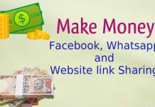 make money from link shorten tools