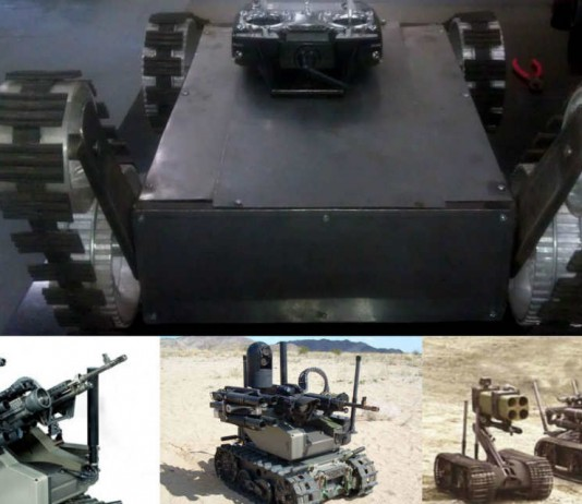 Army Robots suggestion for India