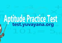 Aptitude Practice Test in English for Bank exams
