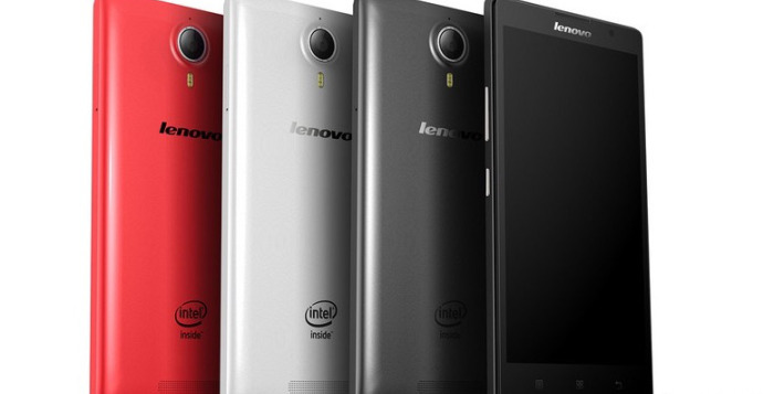 Lenovo k80 with 4 gb Ram android smartphone