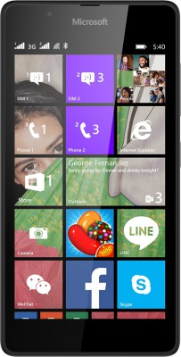 microsoft-lumia-540-front images