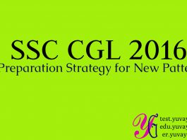 SSC CGL Preparation Strategy as per New Pattern
